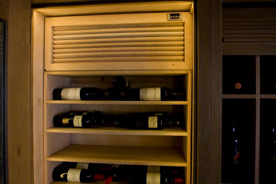 An efficient wine cellar refrigeration equipment is essential in wine storage.
