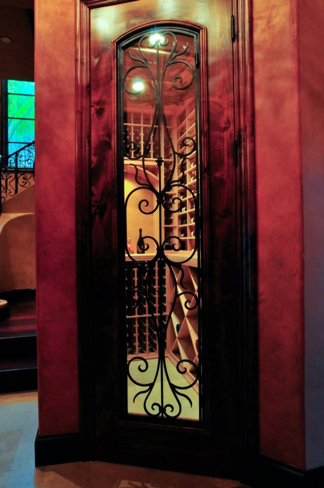 Personalized Home Wine Cellar