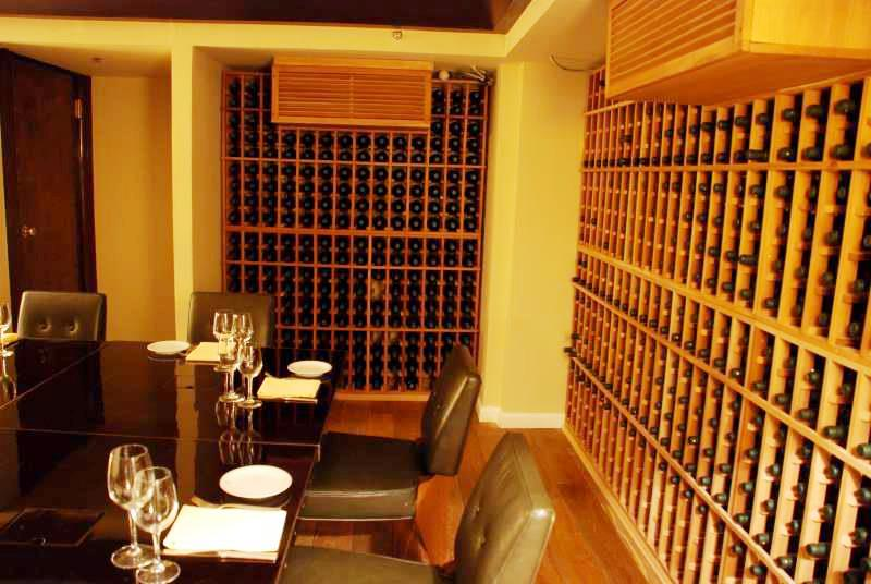 A well-designed custom wine cellar can be a deciding factor for homebuyers.