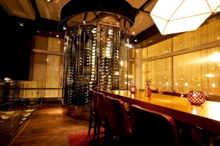 Stunning Commercial Wine Cellar