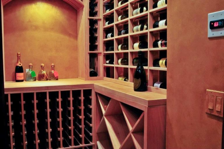 Building a beautiful and functional wine cellar requires an expert. Optimum wine storage conditions must be achieved to preserve wine's quality.