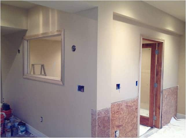 Wine Cellar Builders California Renovation Project_Room Before Construction San Diego
