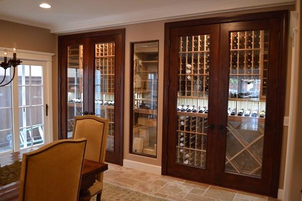 Wine Cellar Door Barolo Style
